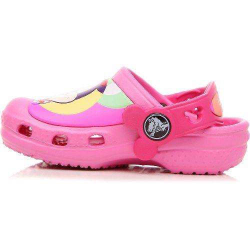 dcfd01ce39 Sandália Crocs Infantil X Cc Minnie Colorb Lock Clog K Party - Titanes  Esportes