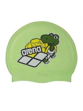 Touca Arena World Infantil Tartaruga - Verde