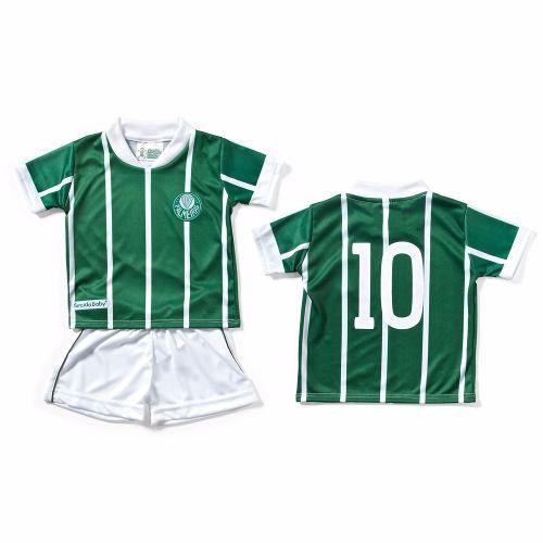 Conjunto Infantil do Palmeiras - Torcida Baby - M - Titanes Esportes 9637b920d3775