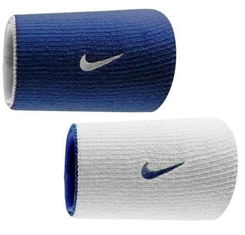 Munhequeira Dupla - Nike - Azul \ Branco