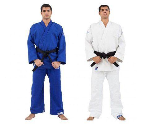 Kimono Trançado Plus Judo - Torah