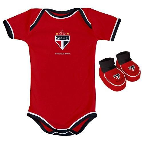 Body Infantil do São Paulo - Torcida Baby