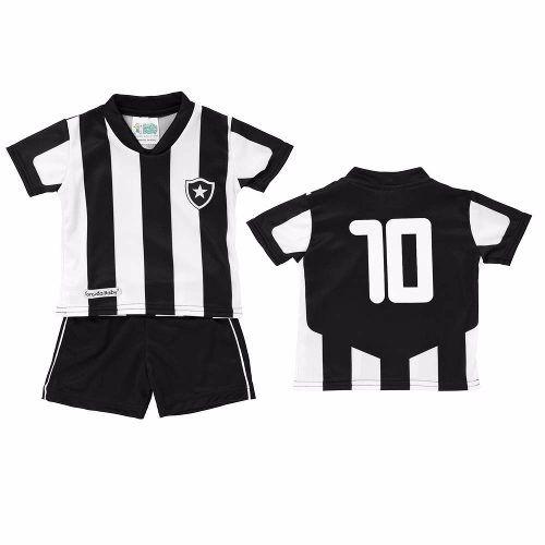 7f7a5334fbe51 Conjunto Infantil do Botafogo - Torcida Baby - Titanes Esportes