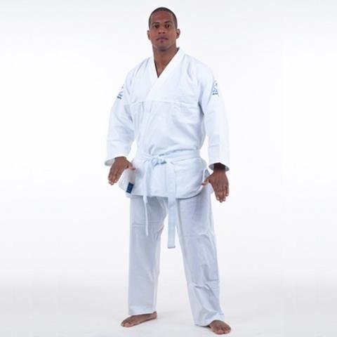 Kimono Aikido Torah - Branco - A5