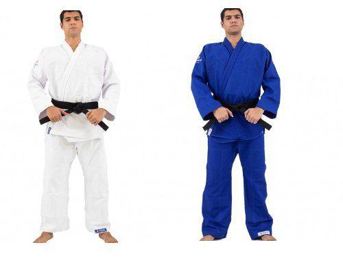 Kimono Trançado Master Judo - Torah - A5
