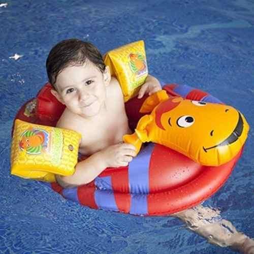 Boia Baby Seat Tyrone Backyardigans Vermelho