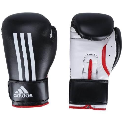 Luva Boxe Adidas Energy 100 Preta / Branca