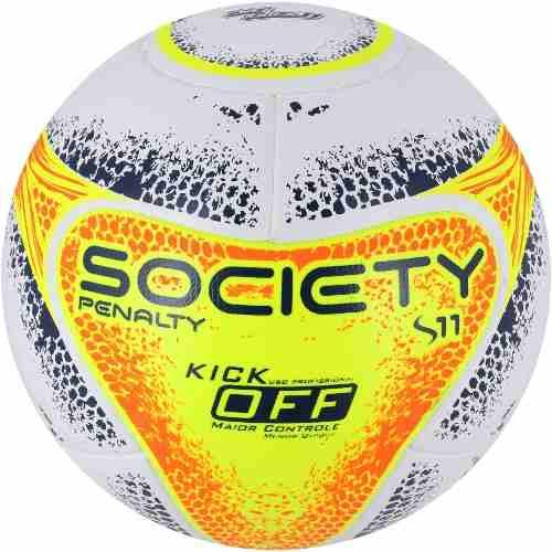 Bola Penalty Society S11 R2 Kick Off - Original - Titanes Esportes 2b35373e700c2