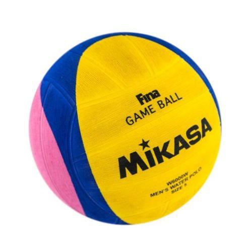 Bola de Polo Aquático W6000W Mikasa - Original - Titanes Esportes b9a9b888df496