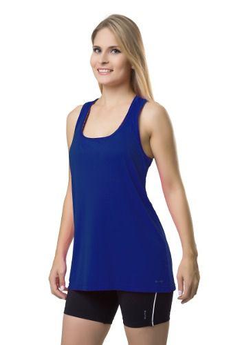 Camiseta Elite Poliamida Azul Marinho - Original