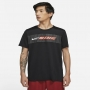Camiseta Nike Dri-FIT Superset Sport Clash - Preta
