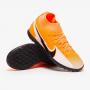 Chuteira Society Nike Jr Mercurial Superfly 7 Club TF - Laranja