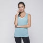 Regata Selene Dry Fit - Azul Soft - 20850.001