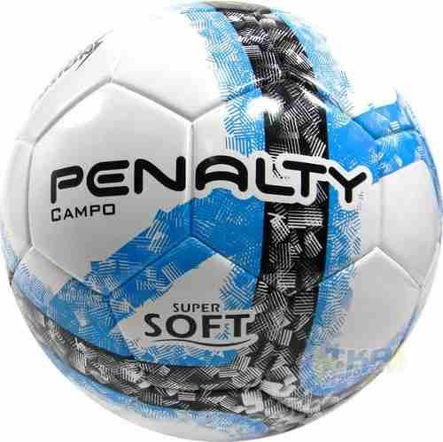 23b0cf9bc Bola Campo Penalty Ultra Fusion Vii - Azul - Titanes Esportes