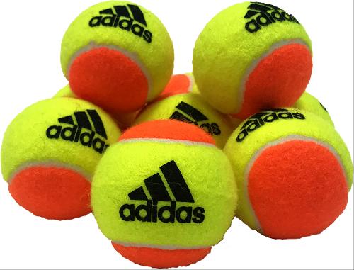 Beach Tennis Bolas Aalls Aditour amarelo/ laranja