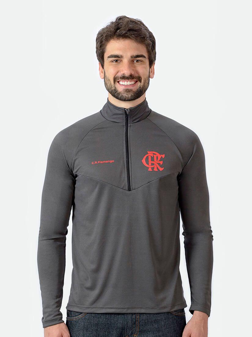 Casaco Braziline Victory Manga Longa -  Flamengo