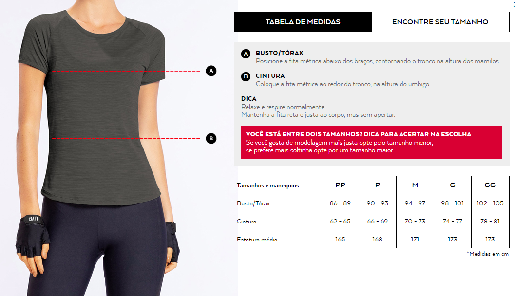 Blusa cropped oasis - Live