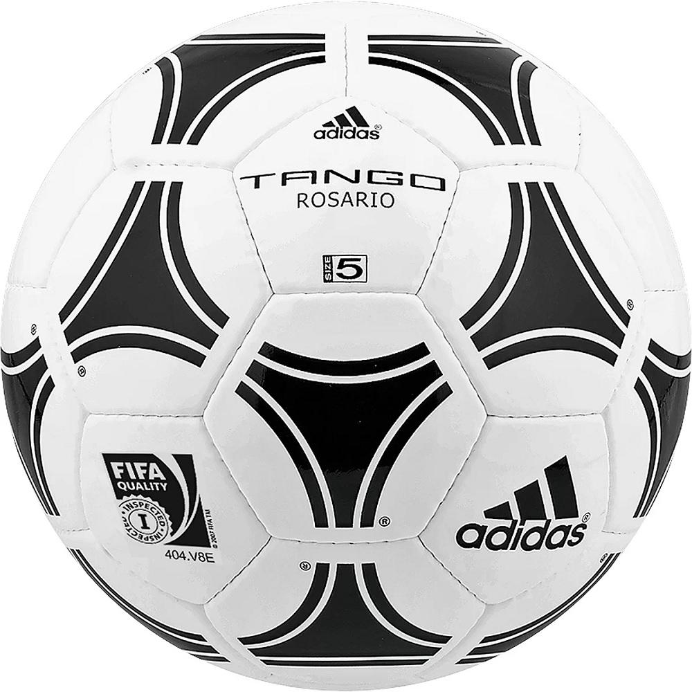 Bola Adidas Campo Tango Rosario - Branca / Preta