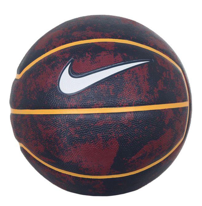 Bola Basquete Nike Lebron Playground 4P Tam 7 - Vermelho