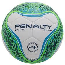 0fddf65aca Bola Campo Penalty Storm C C Mão Vi - Verde - Titanes Esportes