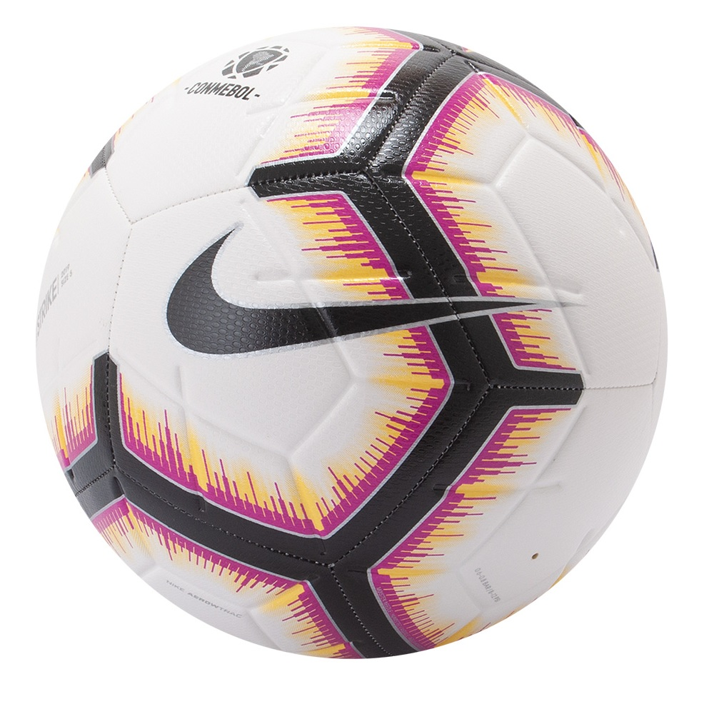 Bola de Futebol - Nike - Campo CSF Strike SC3563-100 - Branco