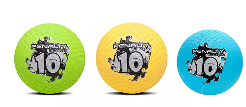 adc207f9faf36 Bola de Iniciação Infantil Penalty Número 10 - Titanes Esportes