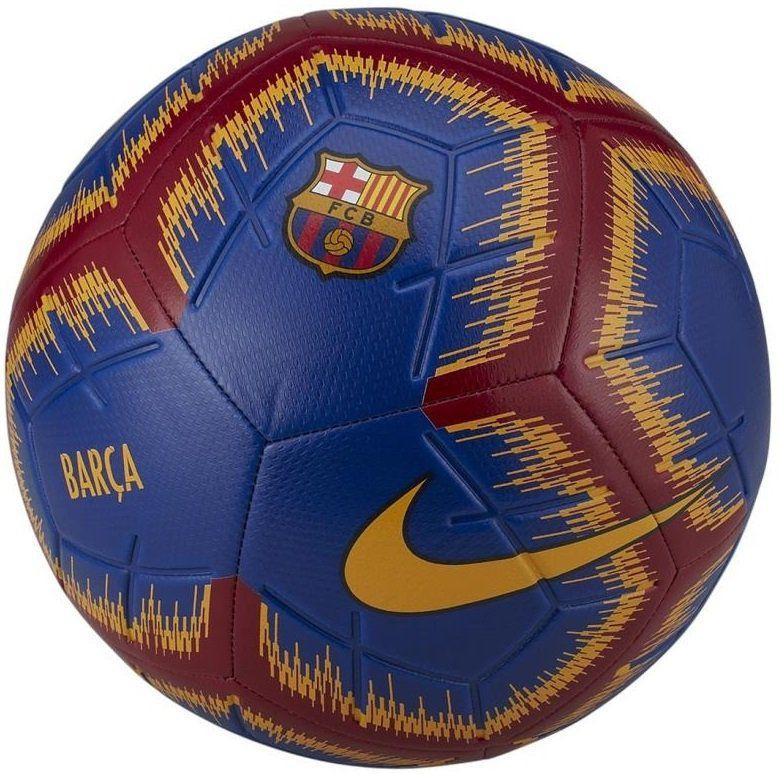 9d98d9680490e Bola Nike Campo FC Barcelona Strike SC3365 Original - Titanes Esportes
