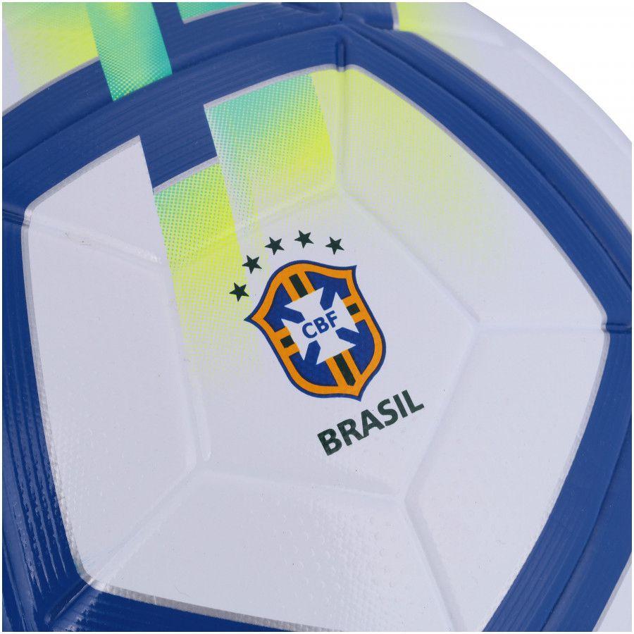 Bola Nike Ordem Campeonato Brasileiro 2018 Original Oficial - Titanes  Esportes e7e772f85e139
