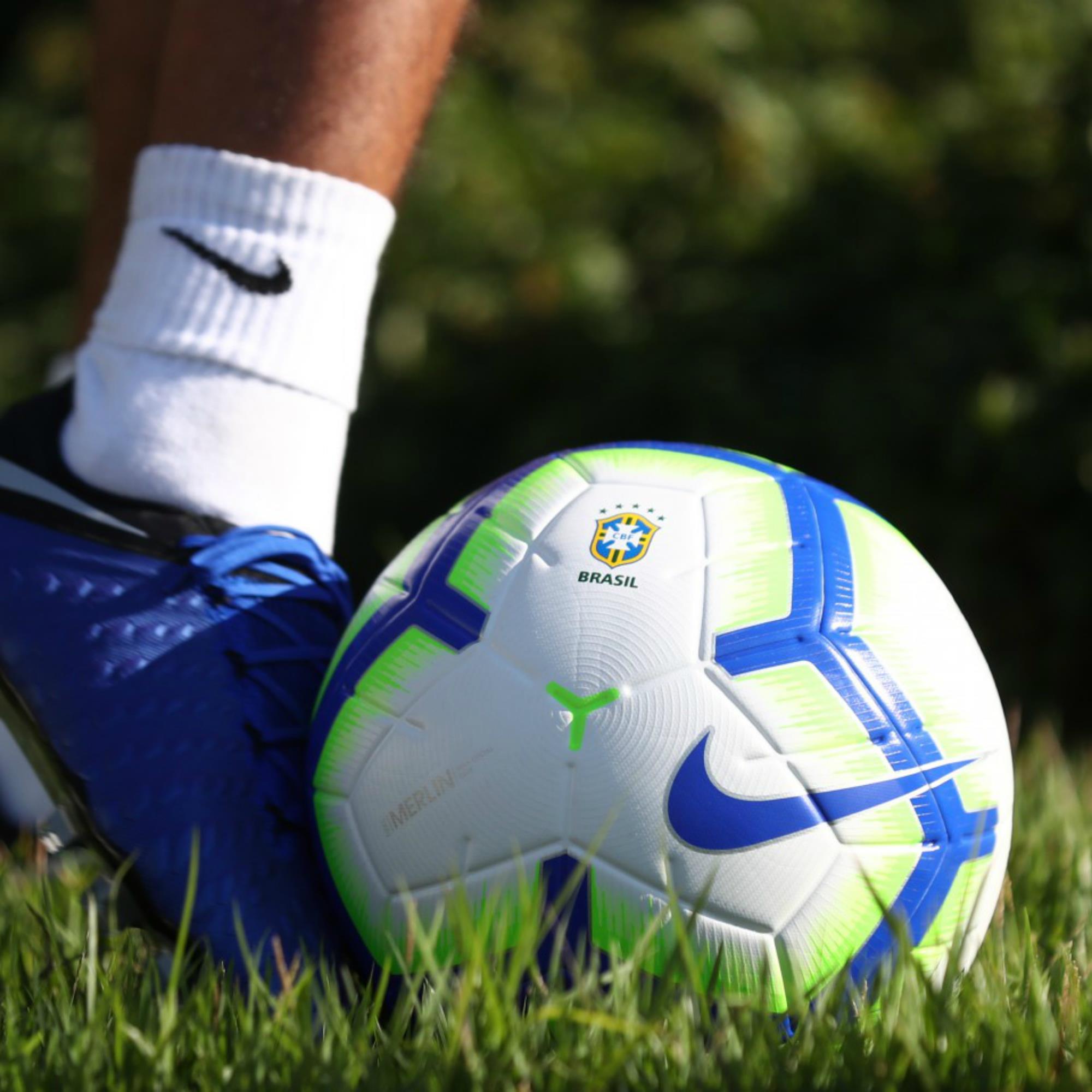 Bola Nike Merlin Ordem Campeonato Brasileiro Oficial