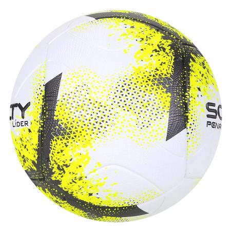 Bola Penalty Society Lider XXI -  Branca / Amarela