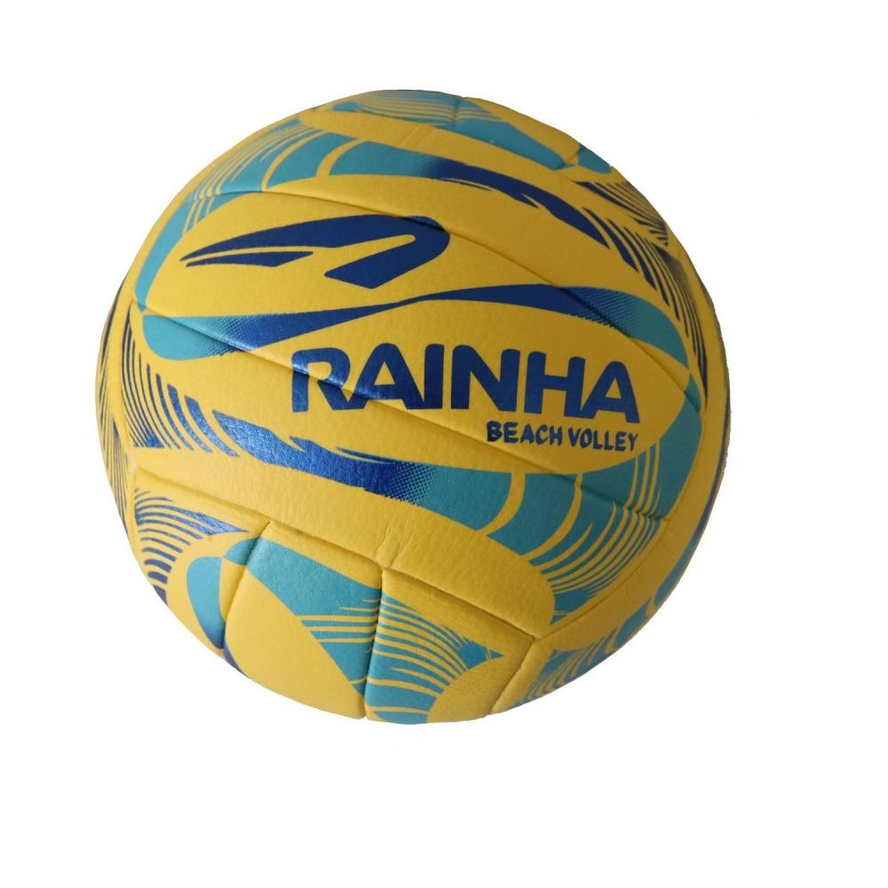 Bola Rainha Beach Volley - Amarelo/Azul