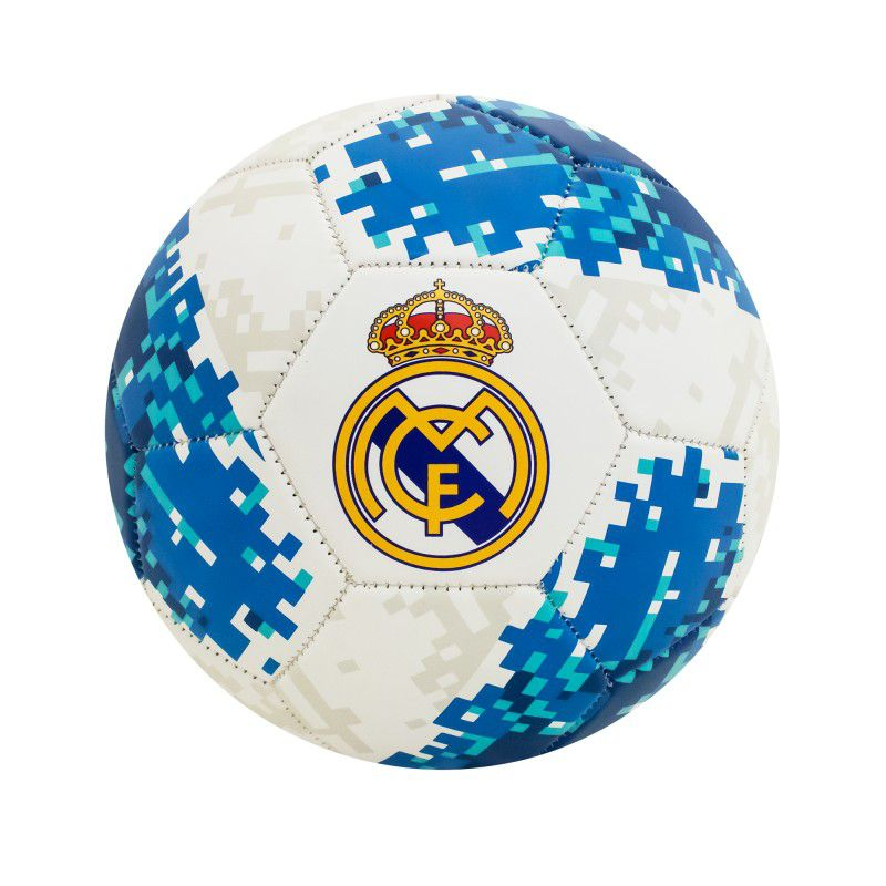 Bola Real Madrid Licenciada DRB - Branco