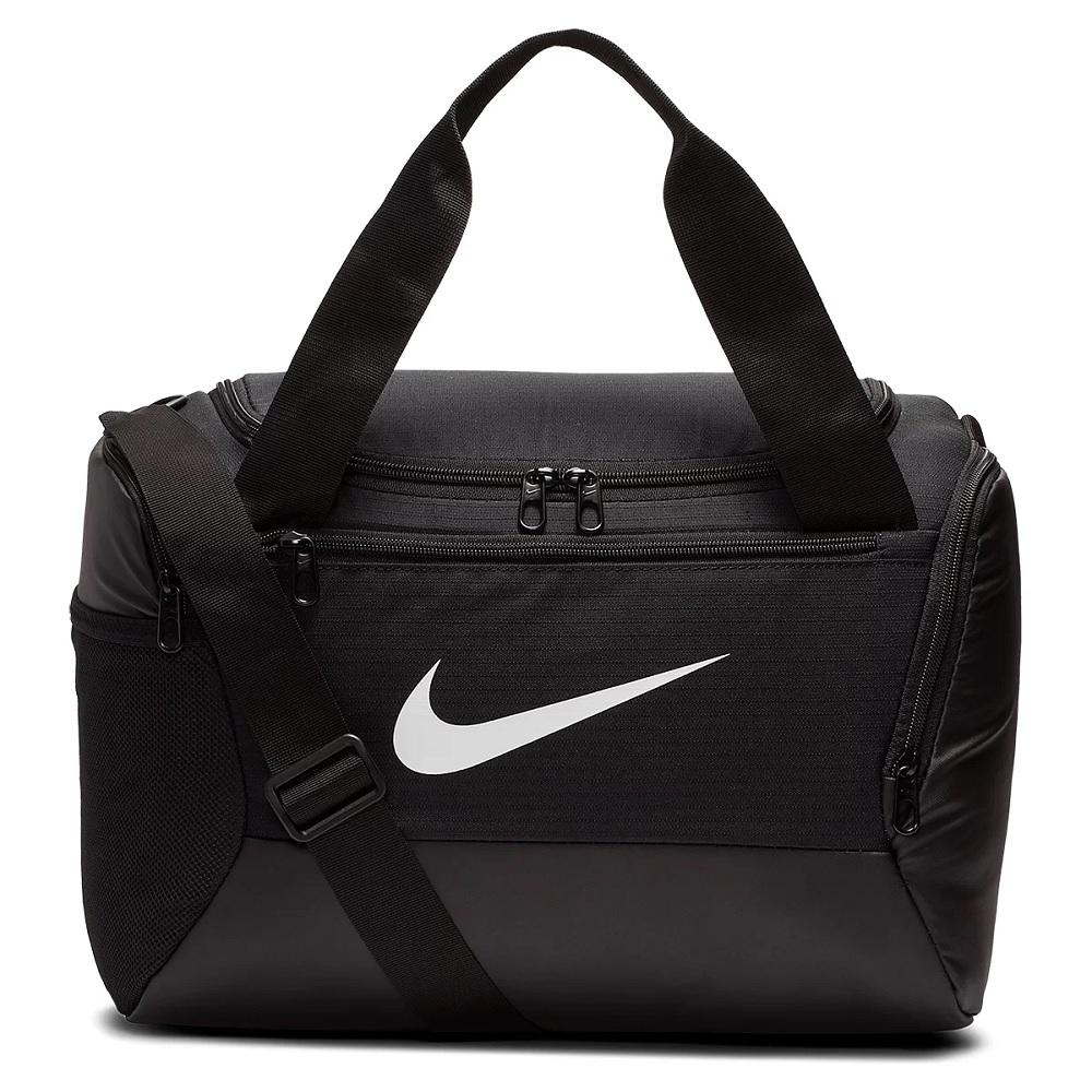 Bolsa Mala Nike Brasilia Xs Duff Preto - BA5961010 - 25L