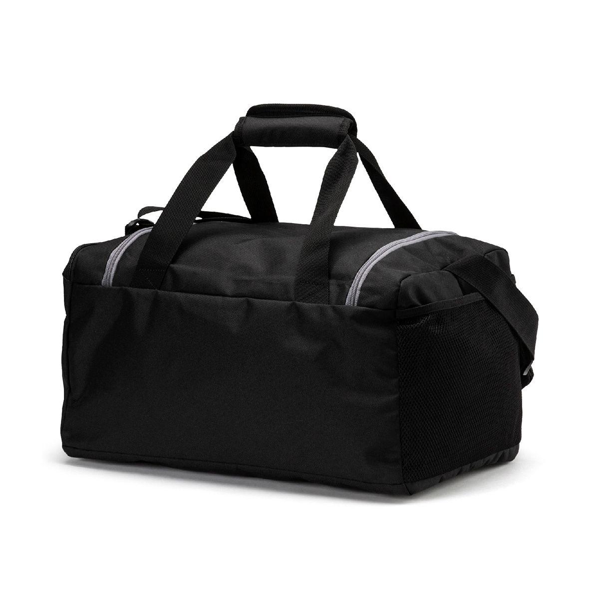 f3b5ceaa4 Bolsa Mala Puma Fundamentals Sports Bag M - preta - Original - Titanes  Esportes