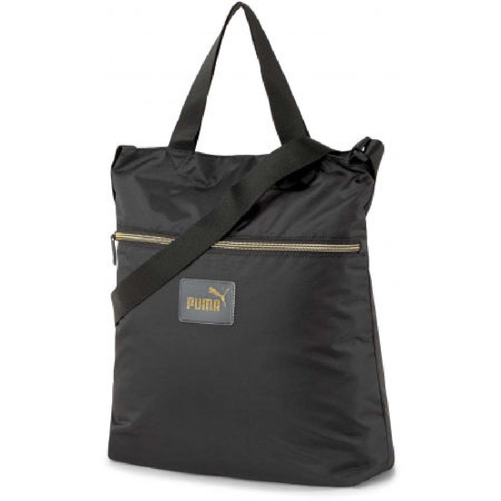 Bolsa Puma Core Pop Shopper - Preta