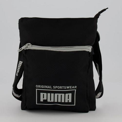 Bolsa Puma sole - preto