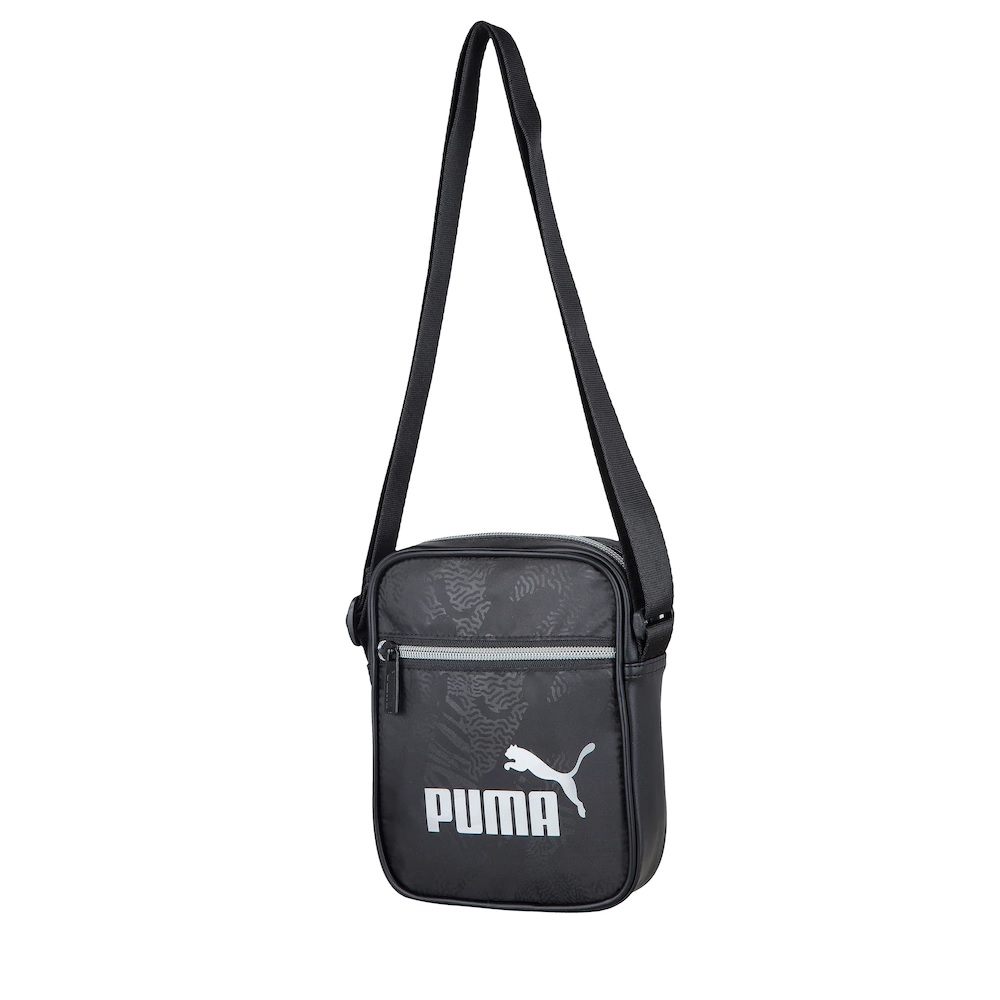 Bolsa Puma WMN Core up portable - preto