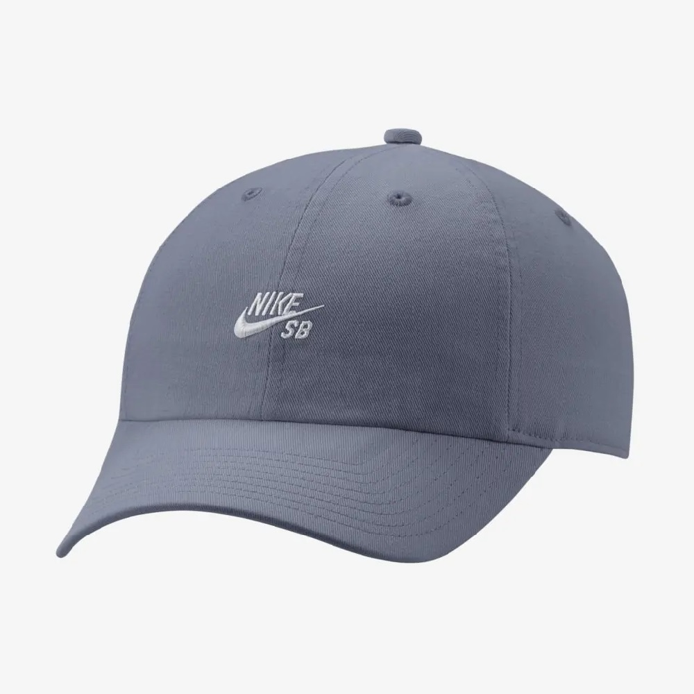Boné Nike SB Heritage86 Unissex - Cinza