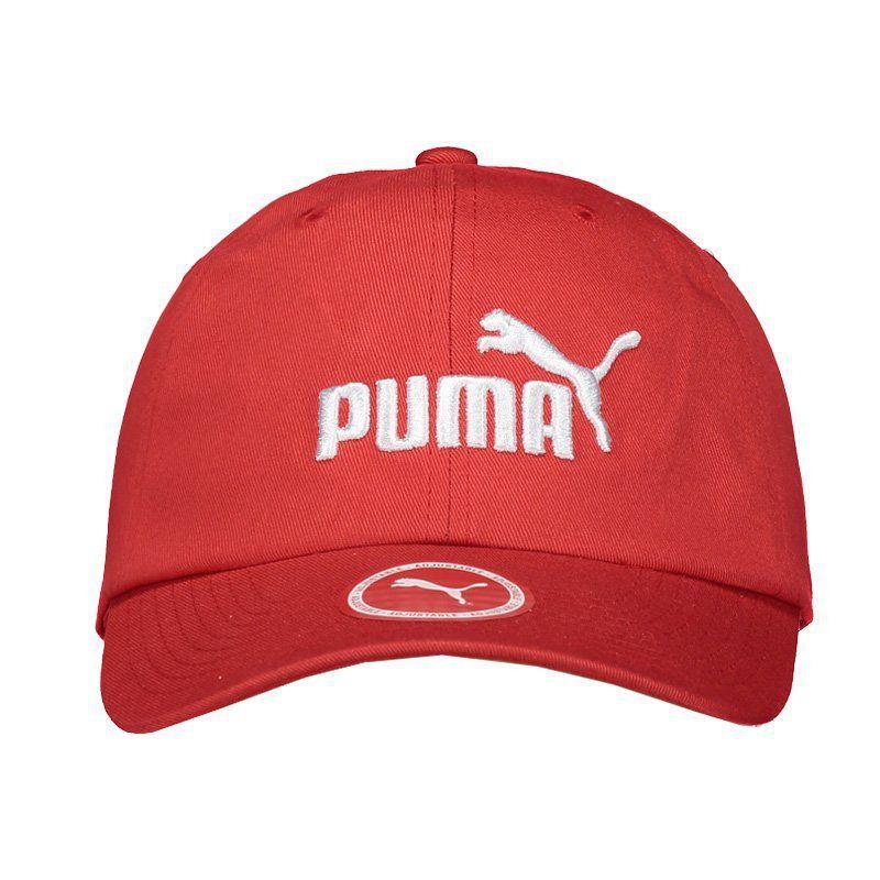 Boné Puma Ess Cap Vermelha- Original