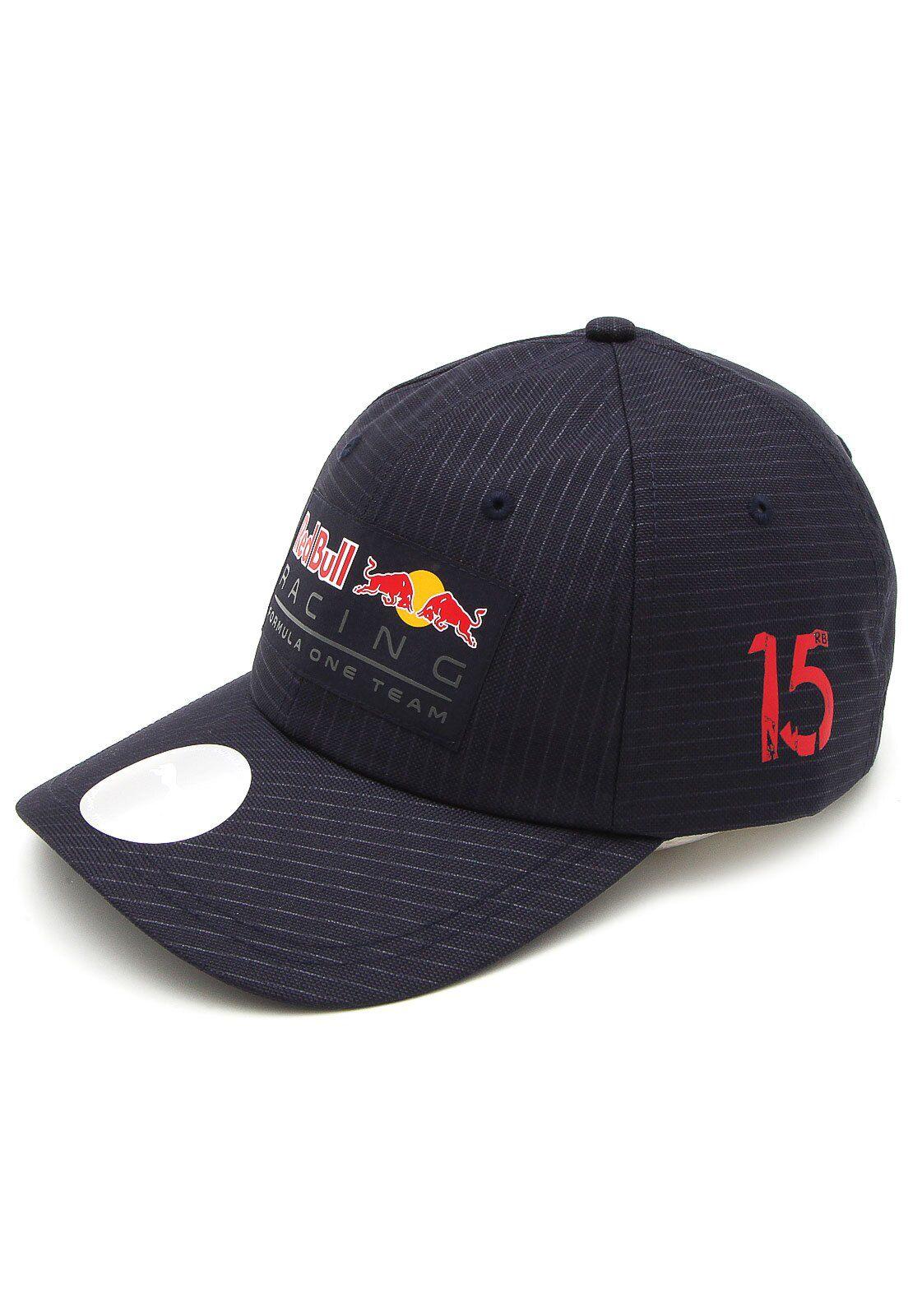BONÉ PUMA Red Bull RACING LIFESTYLE BB Motorsport