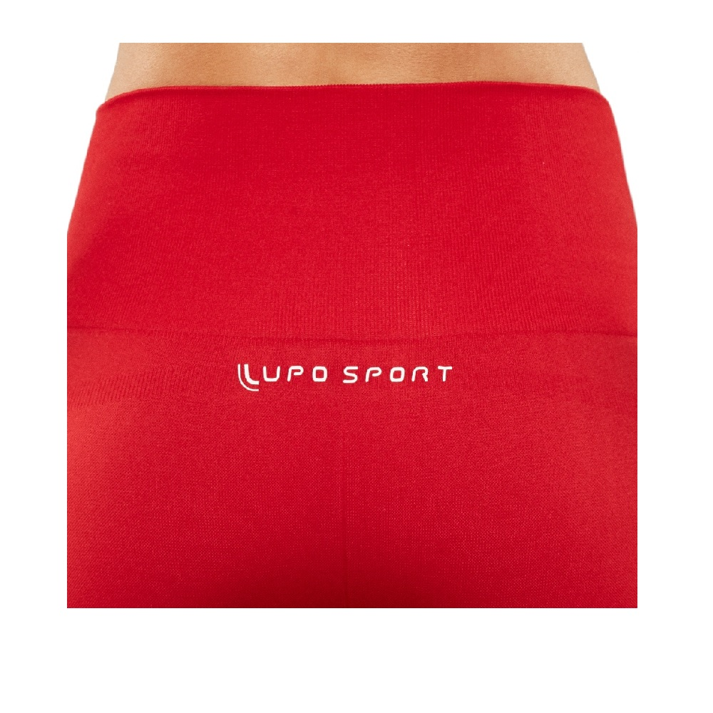 Calça Legging Lupo Arrastão 71731 - Vermelha