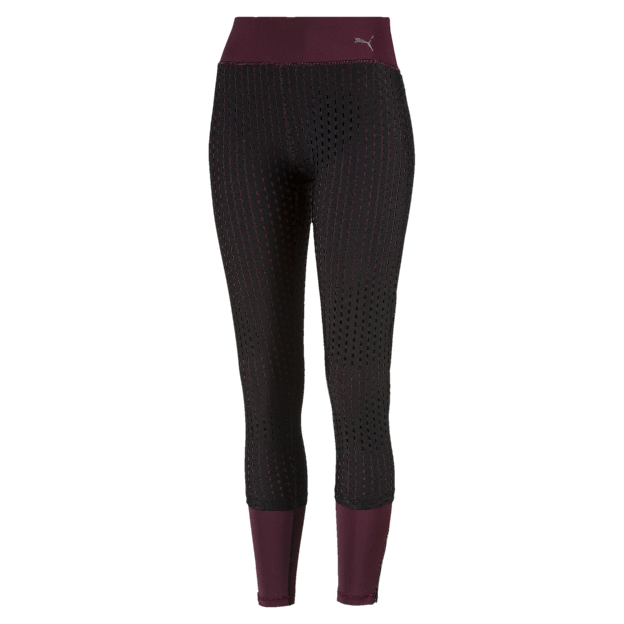 Calça legging Puma luxe mesh tight - Original