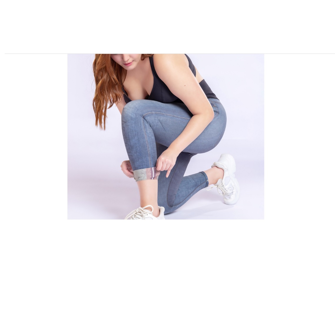 Calça Legging Reversible Denim Oasis - Live