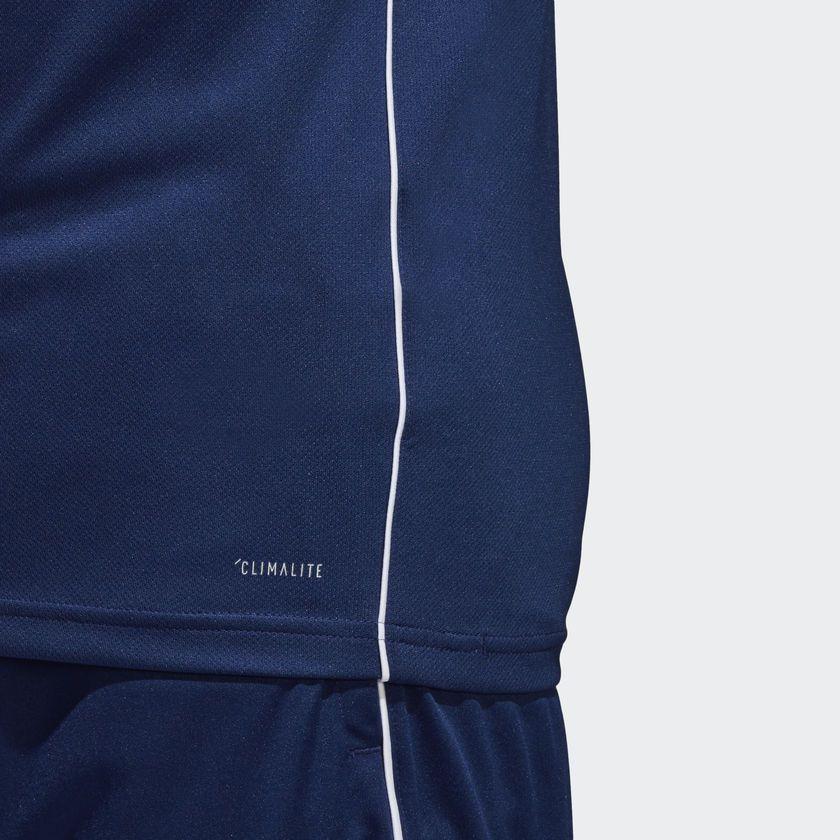 Camisa adidas Corel18 Jsy Dkblue/white Original