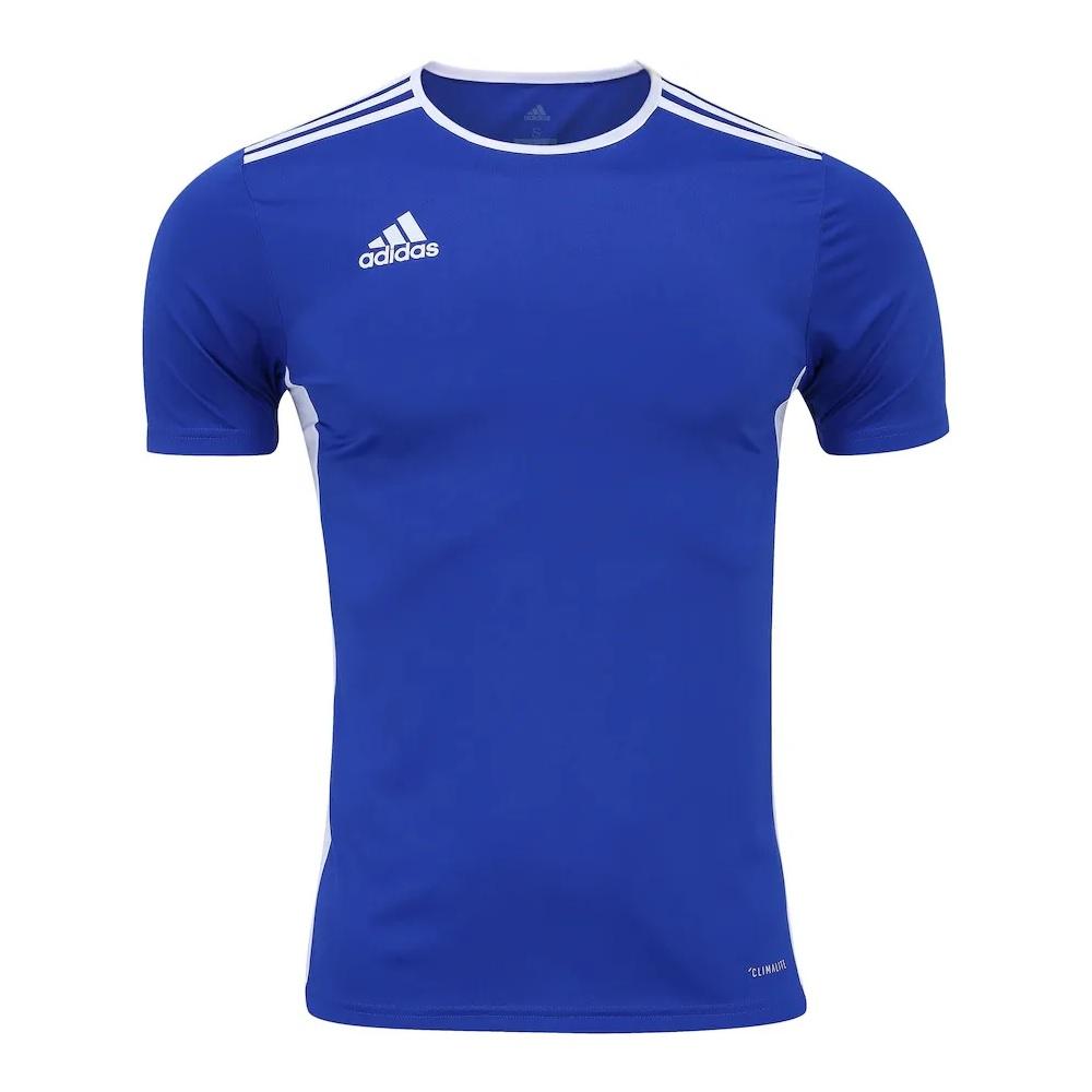 Camisa Adidas Entrada 18 Jsy - Azul - Masculina