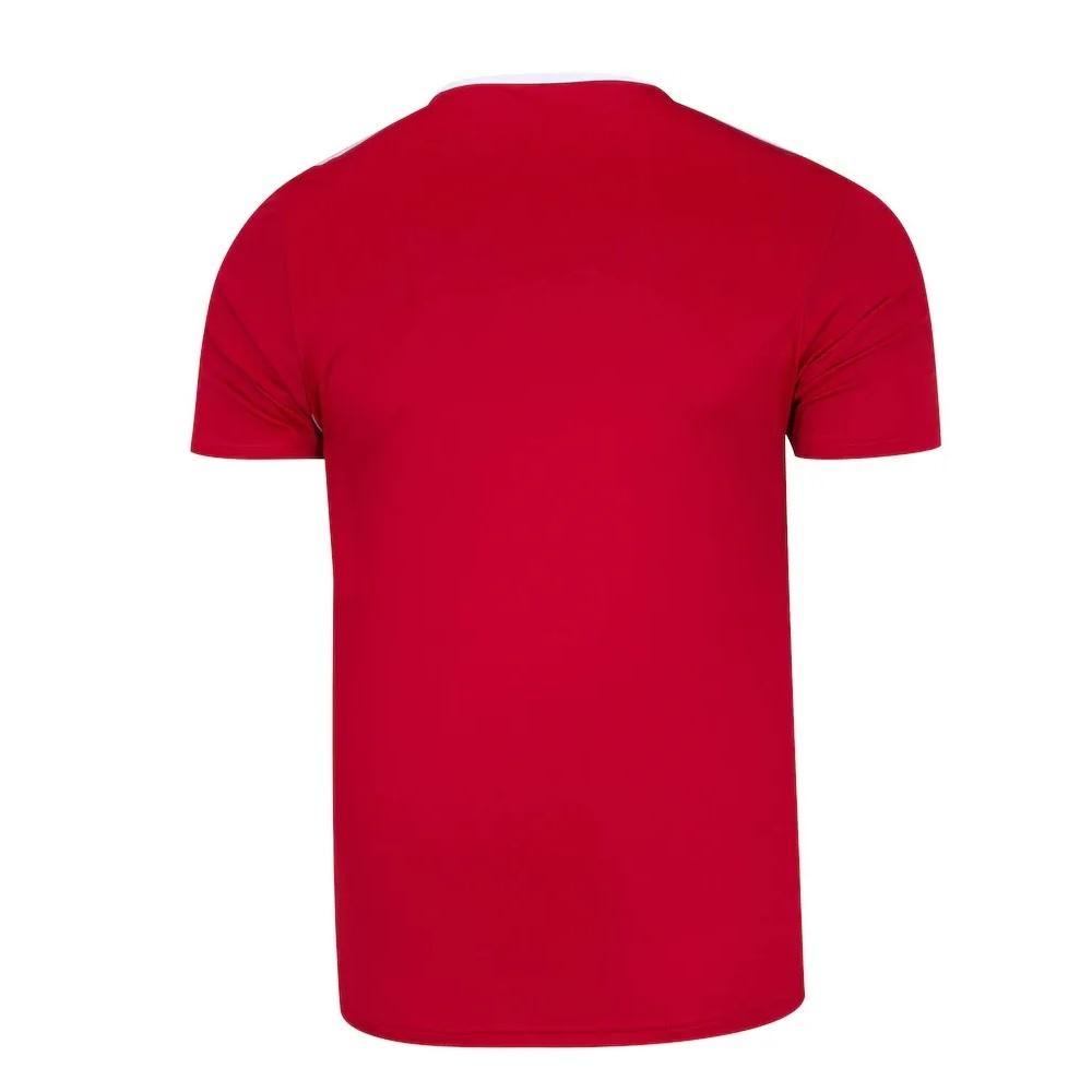 Camisa Adidas Entrada 18 Jsy - Vermelha - Masculina