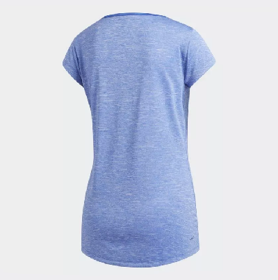 Camisa adidas Feminina Baby Bro Tee - Azul
