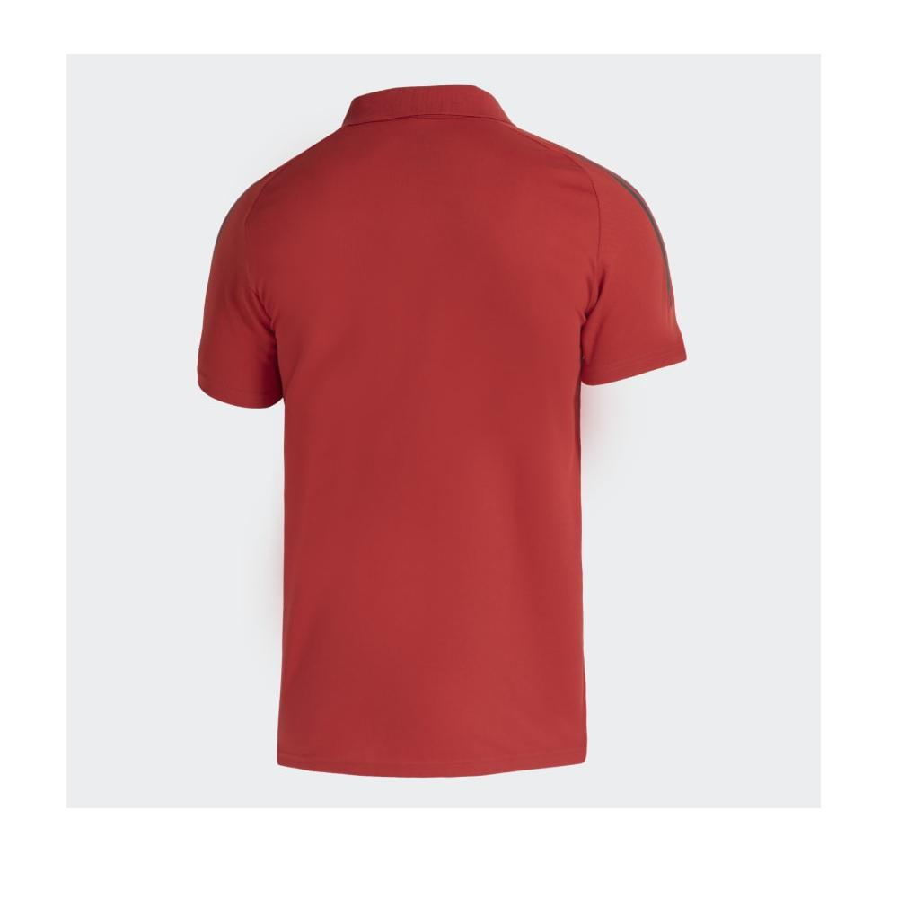 Camisa Adidas Flamengo Polo CR - Vermelha