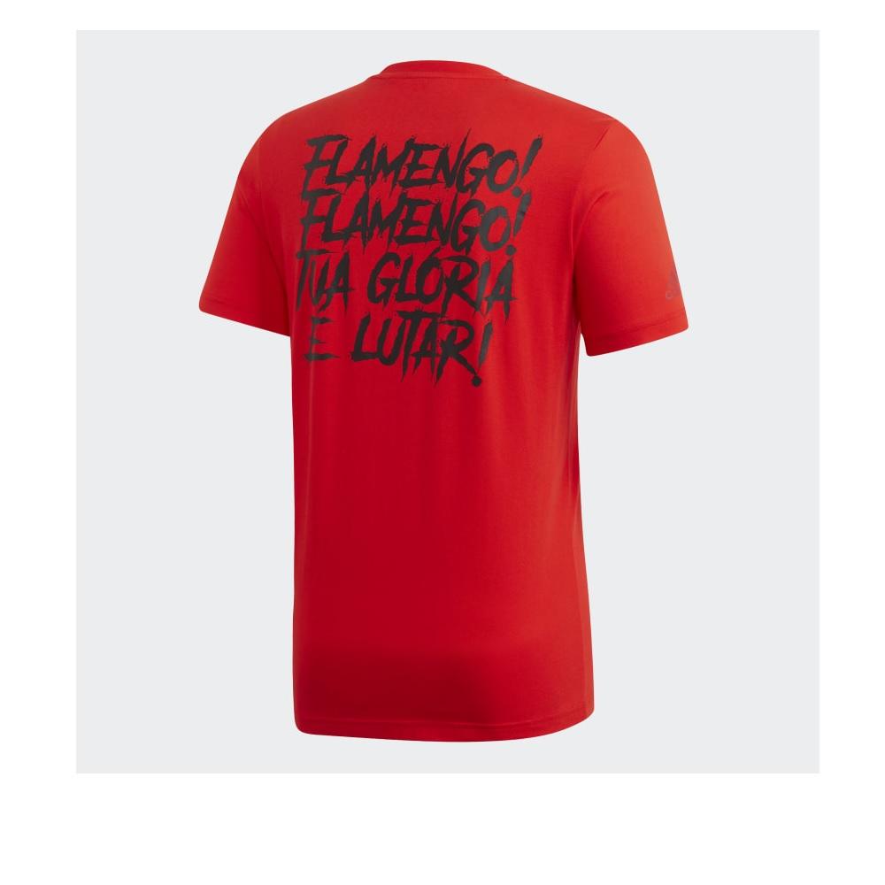 Camisa Adidas Flamengo Street Graphic CRF