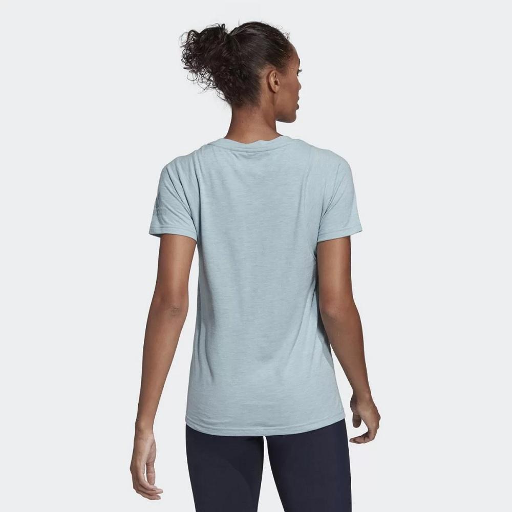 Camisa Adidas ID Winners - azul - Feminina